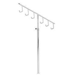 #1821 - Trumpet Base Display Fixtures