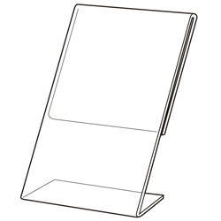 #AC-8101 - Sign Holder